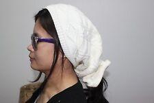Women knit Baggy Beanie Oversize Winter Hat Ski Slouchy Chic Cap Skull