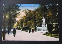 Ansichtskarte Berlin Sieges Allee - 01529