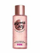 Victoria's Secret Pink New! Warm & Cozy Shimmer Scented Shimmer Mist 250ml