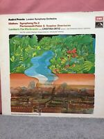 Andre Previn London Symphony Orchestra EMI LP ASD 2990 1974
