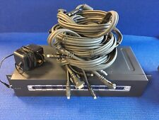 BELKIN OmniView PRO2 16-Port KVM Switch & Cables