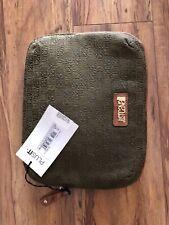 Roberto Cavalli Green Ipad Case  Shoulder Bag