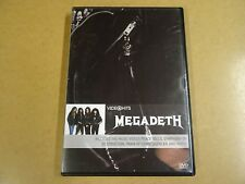 MUSIC DVD / MEGADETH - VIDEOHITS