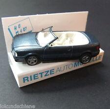 Audi Cabrio . Rietze  HO 1:87 #4113