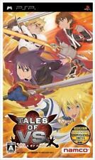 Used PSP  NAMCO  Tales of VS.  SONY PLAYSTATION JAPAN IMPORT