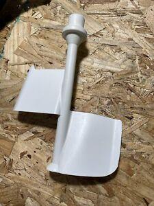 Donvier Premier Ice Cream Maker 1 Quart White Stir Paddle Part Piece FS