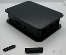 Raspberry Pi B+ / 2 B / 3 Gehäuse TEKO TEK-BERRY3.9 schwarz 100,8x73,7x28,5 Neu