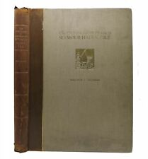 Malcolm C. Salaman / THE ETCHINGS OF SIR FRANCIS SEYMOUR HADEN PRE / 1st 1923