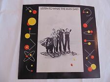 """Paul McCartney """"Listen To What The Man Said"""" PICTURE SLEEVE ONLY! PERFECT!!"""