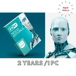 Eset NOD32 Antivirus 2020 for PC(3  years, 1 device) Global key license