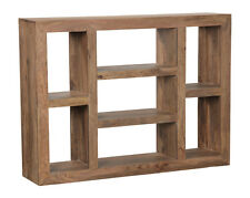 CUBE NATURAL LARGE MULTI-SHELF (C7N)
