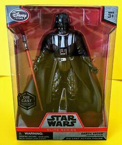 Star Wars Elite Series Die Cast Darth Vader Disney Store