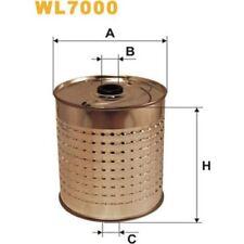 ORIGINAL WIX FILTERS ÖLFILTER WL7000 MERCEDES-BENZ /8,HECKFLOSSE,