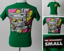 The Hundreds T-Shirt T Shirt Tee Green Graphic Streetwear Supreme XS Extra Small