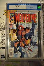 Wolverine #131 CGC 9.4 Corrected Print Variant X-men low pop than recalled 1/44