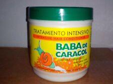 Baba de caracol Hair mask Treatment 16 OZ dry damage frete gratis Brasil Europe