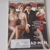 Rolling Stone Magazine Mad Men John Hamm Chelsea September 16, 2010 051717nonrh