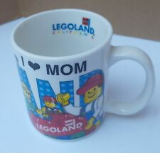 New I Love MOM Mother Lego Legoland California Brick Mug Cup Figure Coffee Day