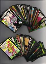1993 The River Group Plasm Zero 150 Card Complete Base Set Near Mint to Mint