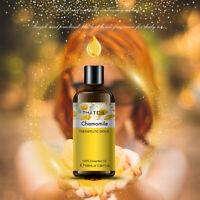 100% Pure Natural Essential Oil Therapeutic Grade Aromatherapy Oil 100ml+dropper