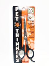 Lot of 2 Allary Pet Grooming Thinners for Use on Dogs & Cats, Style #1004