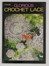 Ondori Glorious Crochet Lace by Sonoe Hirata