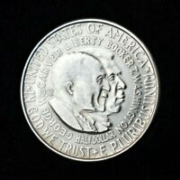 1952 BU Washington-Carver Commemorative Half Dollar 50c~
