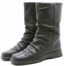 Blondo Canada Fall Winter Boots Womens 7 B Waterproof Leather Fleece Lined Warm