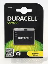 2 Pack 3,7V Batería Li-Ion PARA Nikon KeyMission 170 360-EN-EL12 ENEL 12-1400mAH