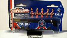Majorette Paris Saint-Germain Bus Man Lion's Coach L Supreme  (CP14)