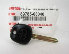 Toyota Transponder Blank Key G mark Chip Genuine OEM  89785-08040