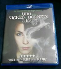The Girl Who Kicked a Hornets' Nest [Blu-ray] Stieg Larsson's - RARE edition