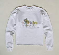 NEW! Hanes ComfortBlend printpro Florida Sweatshirt Sweat Top Size S Adult 34-36