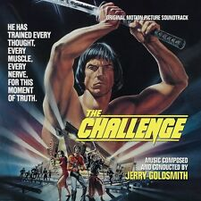 The Challenge - Complete Score - Limited 3000 - Jerry Goldsmith