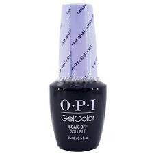 OPI GelColor Soak Off LED/UV Gel Nail Polish 0.5oz I Am What I Amethyst #GCT76