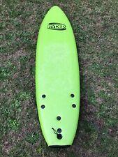 Ryder Apprentice 6' Surf Board - Excellent Condition