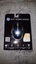 Genuine HP LH571AA WI-FI Direct Black Wireless Mobile Mouse BNIB