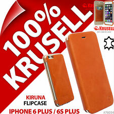 Krusell Kiruna en cuir rabattable étui Folio pour Apple iPhone 6 Plus/6S plus