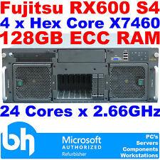 PRIMERGY Server mit 64GB Speicherkapazität (RAM) Firmennetzwerke