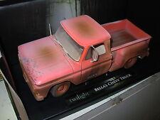 1:18 GREENLIGHT AUTO DIE CAST TWILIGHT BELLA'S CHEVY TRUCK  FURGONE  COD. 12863