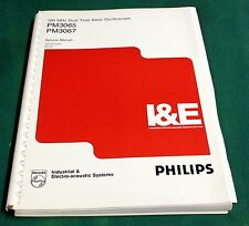PHILIPS PM 3065 SERVICE MANUAL
