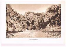 UNE CALANQUE photo 1934