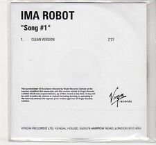 (EC516) Ima Robot, Song #1 - DJ CD