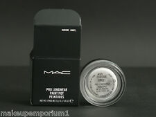 MAC PRO LONGWEAR PAINT POT - CHROME ANGEL - BNIB