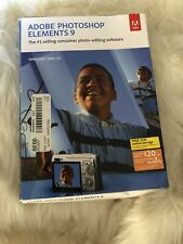 Adobe Photoshop Elements 9 -new