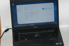 """Dell Latitude E6510 Laptop 15.6"""" Core i5-M520 2.4GHz 4GB 250GB"""