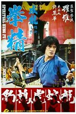 vintage movie poster SPIRITUAL KUNG FU martial arts JACKIE CHAN star 24X36