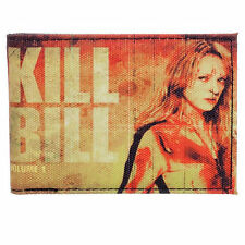 Kill Bill Volume 1 Yellow Bi-Fold Wallet NEW Accessories Quentin Tarantino