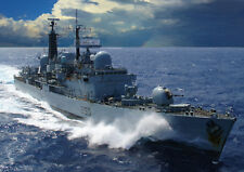 HMS SOUTHAMPTON -  LIMITED EDITION ART (25)