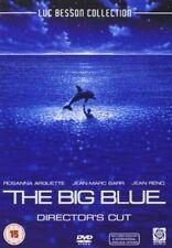 The Big Blue 1988 Luc Besson DVD Adventure Romance Region 2